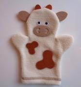 Кукла на руку Корова