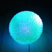 """Мяч световой """" Шар"""" 6,5 см, цвета МИКС"""
