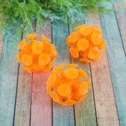 """Мяч """"Липучка"""", цвет оранжевый"""