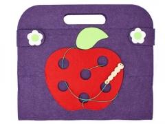 Сумка-игралка Овощи,фрукты и ягоды