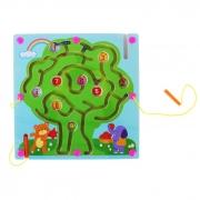 """Лабиринт магнитный """"Дерево- учимся считать"""""""