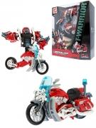 """Конструктор """"METAL ROBOT 5 в 1. Мотоцикл №2"""""""