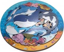 """Зоопазл """"Подводный мир"""" арт.8114"""