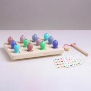 """Развивающий набор """"Рыбалка + головоломка с карточками"""""""