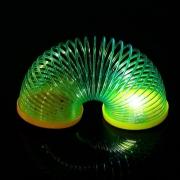 Пружинка-радуга «Звезды», 5,5х5 см