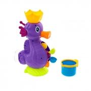 Игрушки для купания «Мельница. Морской конёк», на присоске