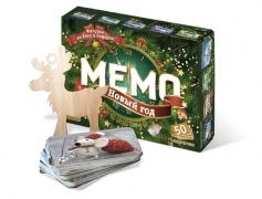 """Мемо """"Новый год"""" + подвес на елку в комплекте"""