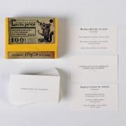 Большая дурацкая викторина «Соль речи», пословицы, 100 карт