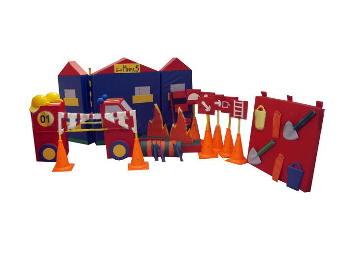 Комплект по изучению пожарной безопасности «01»(мин.комплектация - ТОВАР ПОД ЗАКАЗ!  СВЯЖИТЕСЬ С НАШИМ МЕНЕДЖЕРОМ - (4212)242-042 8-914-159-20-42