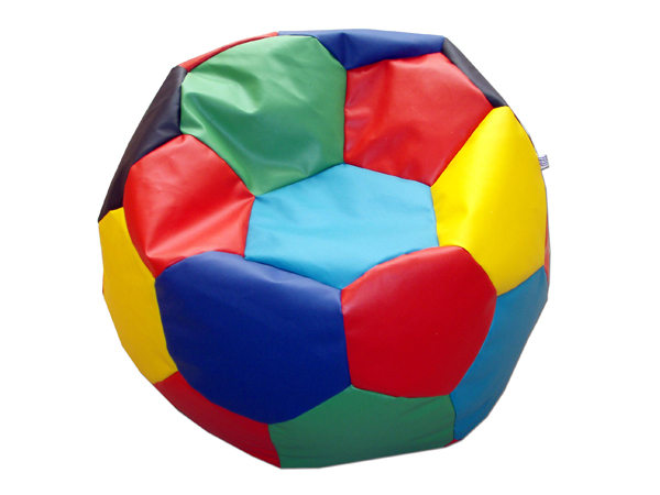 Мяч – кресло с гранулами - ТОВАР ПОД ЗАКАЗ! СВЯЖИТЕСЬ С НАШИМ МЕНЕДЖЕРОМ - (4212)242-042 8-914-159-20-42 D75 c внутренним чехлом