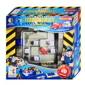 Игра логическая 'Операция ''Перехват'', Bondibon, Smart Games - старше 7 лет