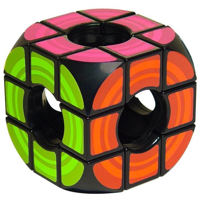 Головоломка РУБИКС KP8620 Кубик Рубика Пустой (VOID 3х3) - Самая необычная версия знаменитого Кубика Рубика. Войд — это тот же Кубик Рубика 3х3, но без центральных элементов, которые, как известно, определяют цвет стороны при сборке.