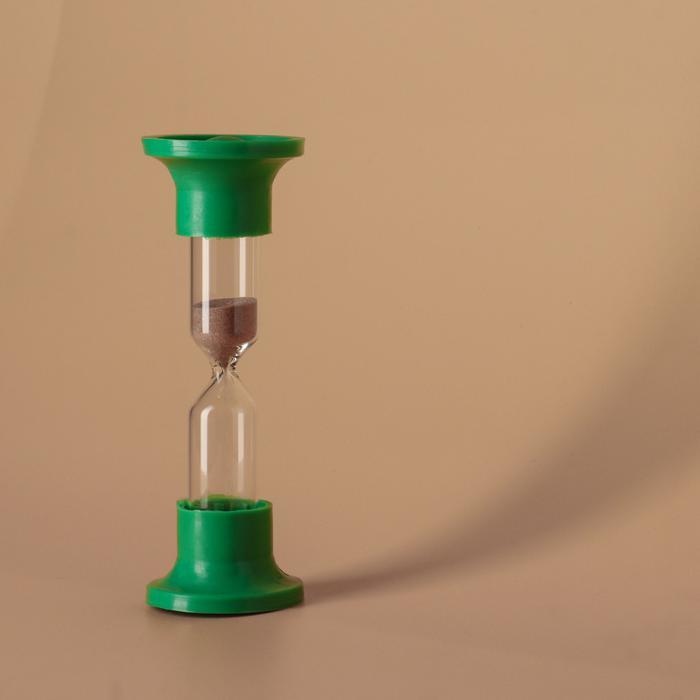 Часы песочные настольные (3 мин.) -