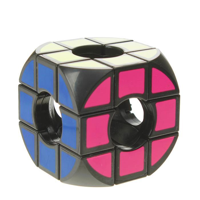 Игрушка механическая 5,8*5,8*5,8 см 2828678 - Головоломка — это тренировка для ума. Она способствует развитию логического мышления, воображения, умения концентрировать внимание. настоящего логического гения!